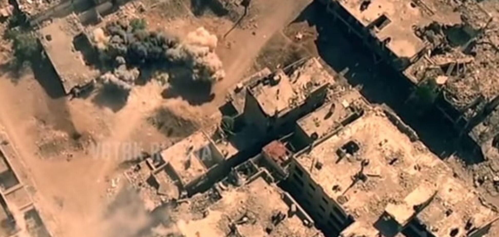 Кремль снял видео про бомбежку в Сирии под музыку американской группы