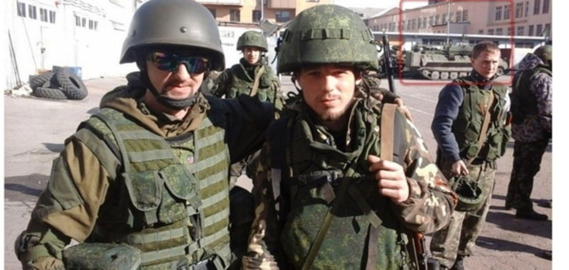 На базе террориста Моторолы обнаружены новейшие российские комплексы: фотофакт