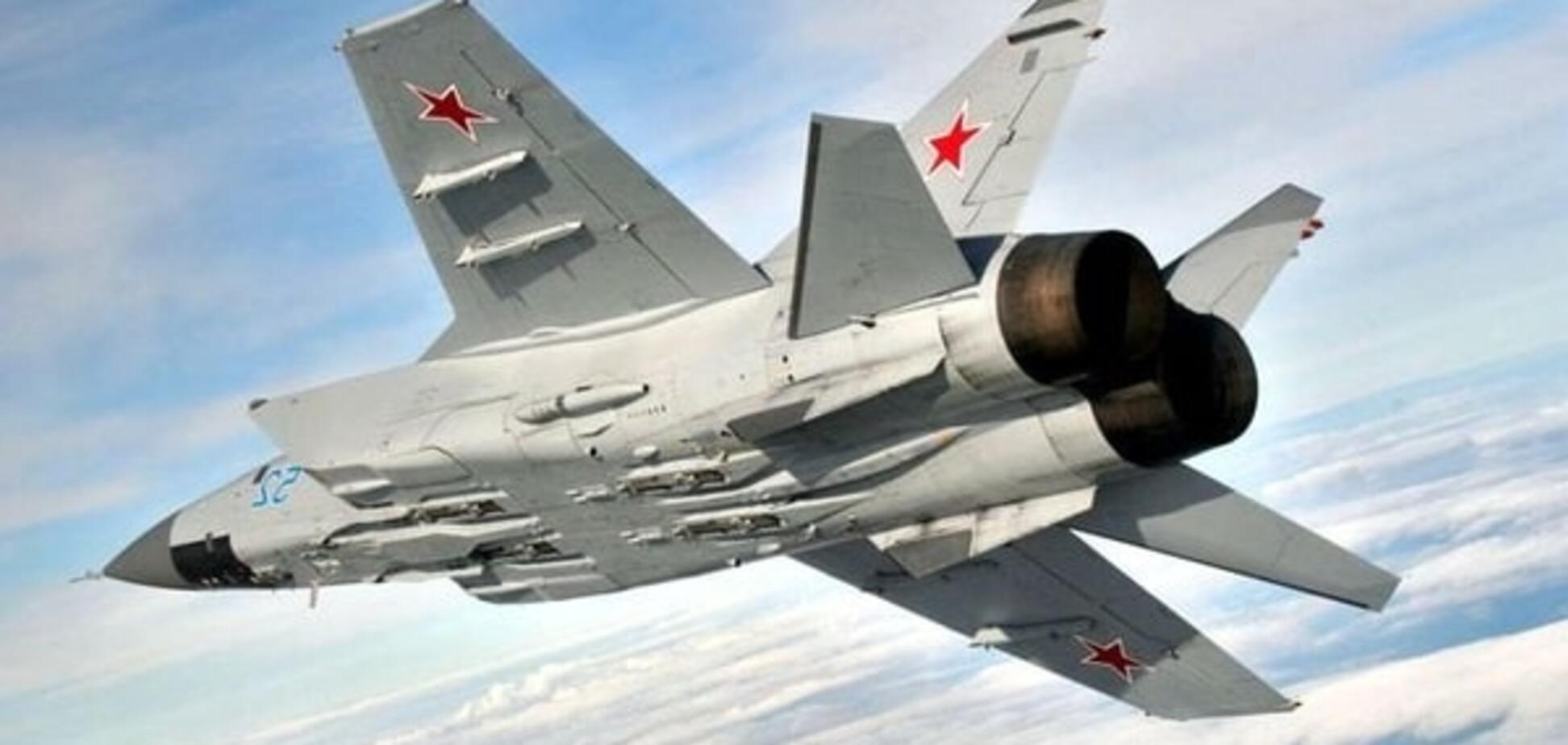 Нашелся: в России разбился истребитель Миг-31