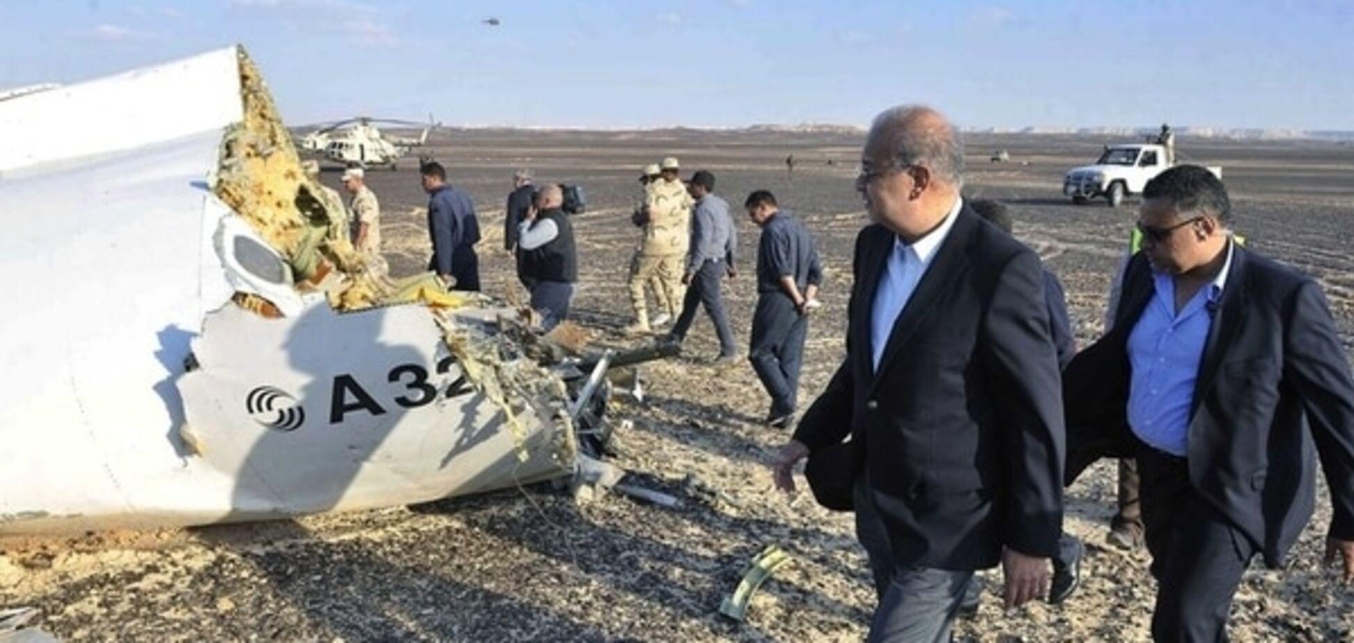 МИД назвал имена четырех украинцев, погибших в авиакатастрофе в Египте