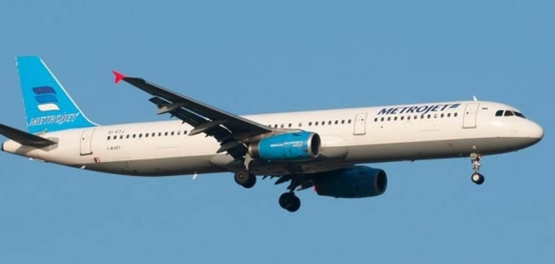Пилот российского А-321 пытался экстренно приземлиться