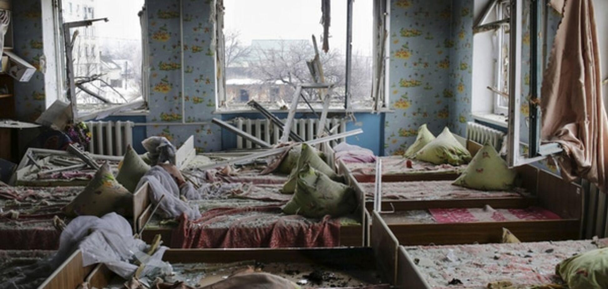 На Донбассе вдвое снизилось количество жертв войны