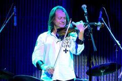 Скрипач–виртуоз Василий Попадюк сыграл эмоциональный концерт в Киеве: я больше не езжу в Россию