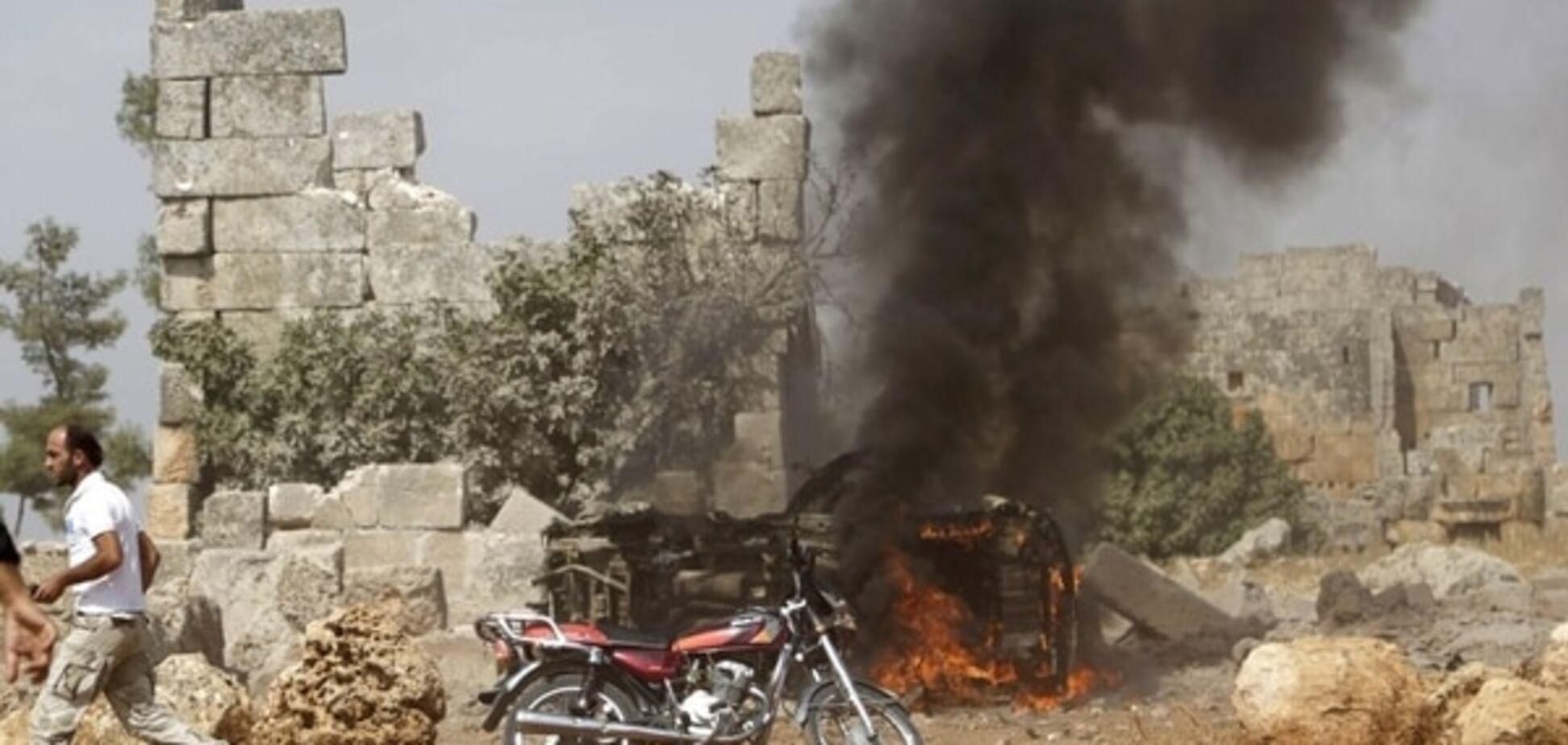 После Сирии Россия может начать бомбить Украину – военный