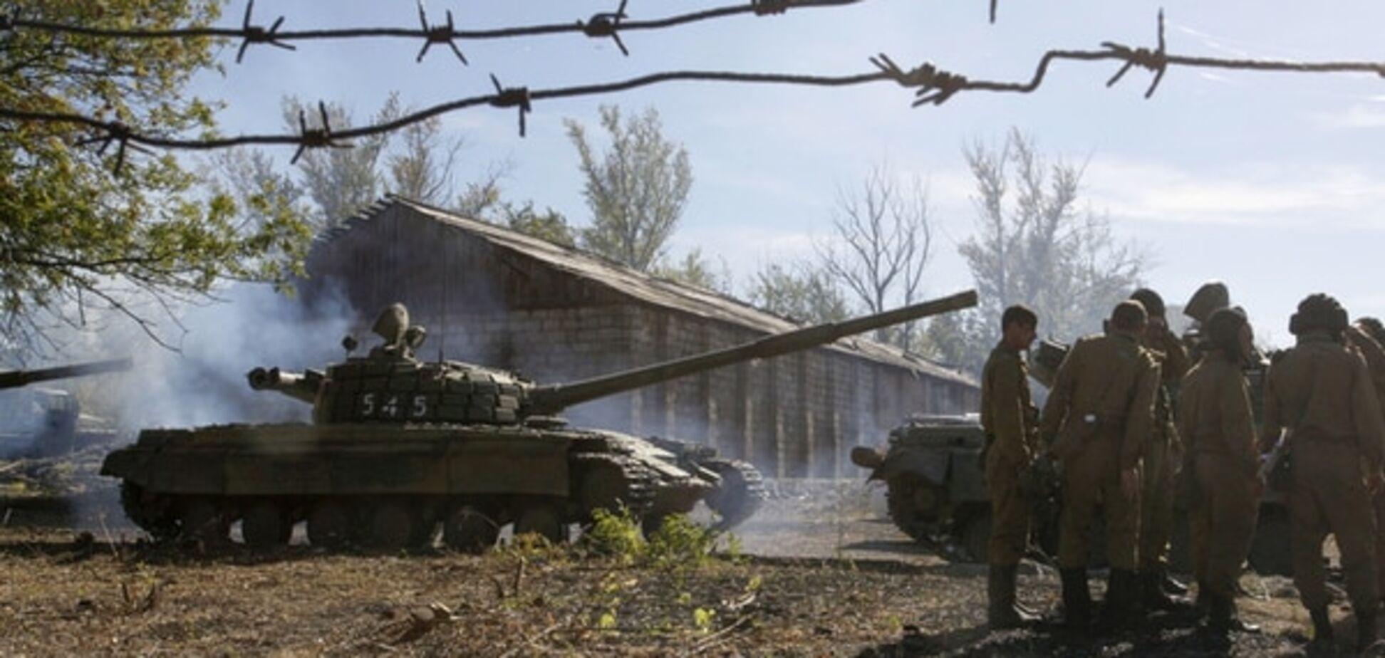 Розчаровані терористи на Донбасі почали розпродавати зброю