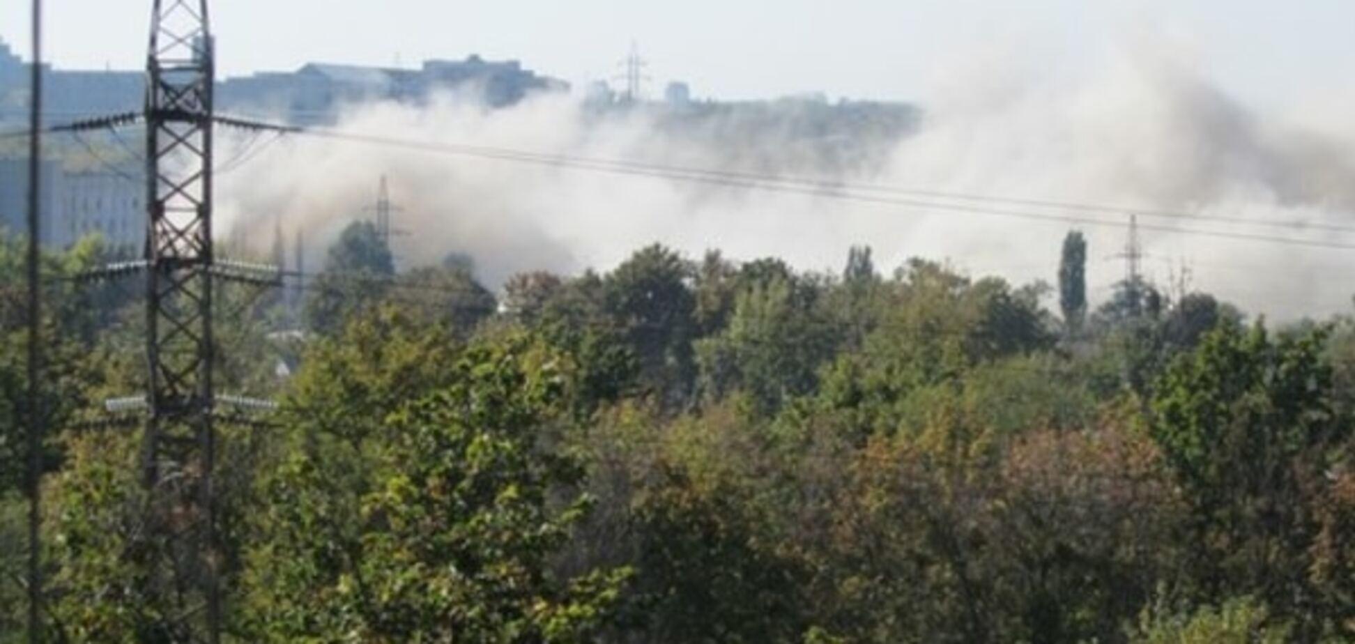 У Харкові пролунали вибухи на заводі 'Серп і молот'