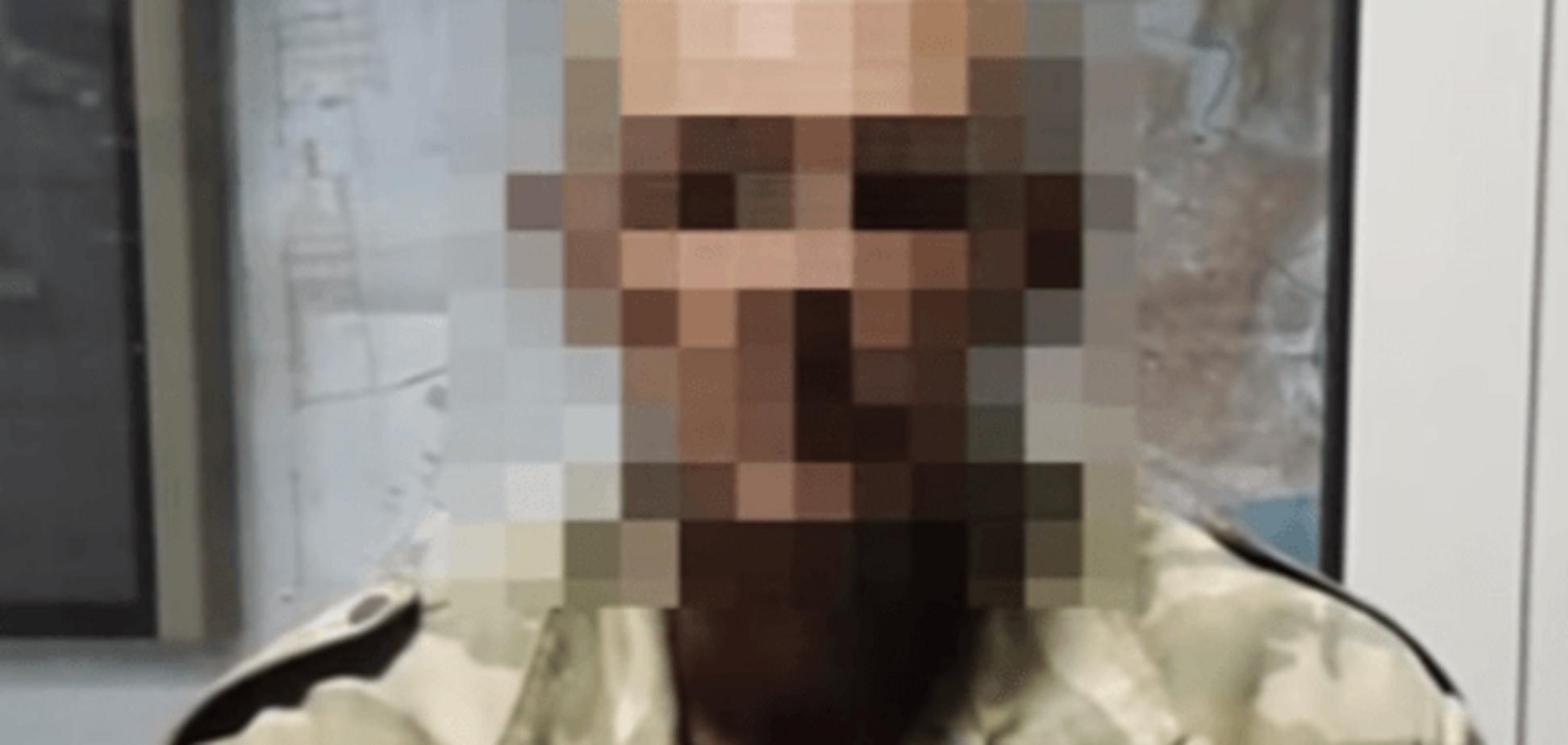 Поблизу Григорівки затримали двох терористів 'ДНР': відеофакт