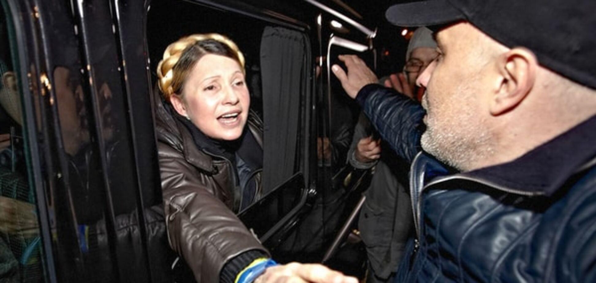 Юлю - в Гондурас! Петиція з проханням призначити Тимошенко послом зібрала понад 25 тисяч підписів