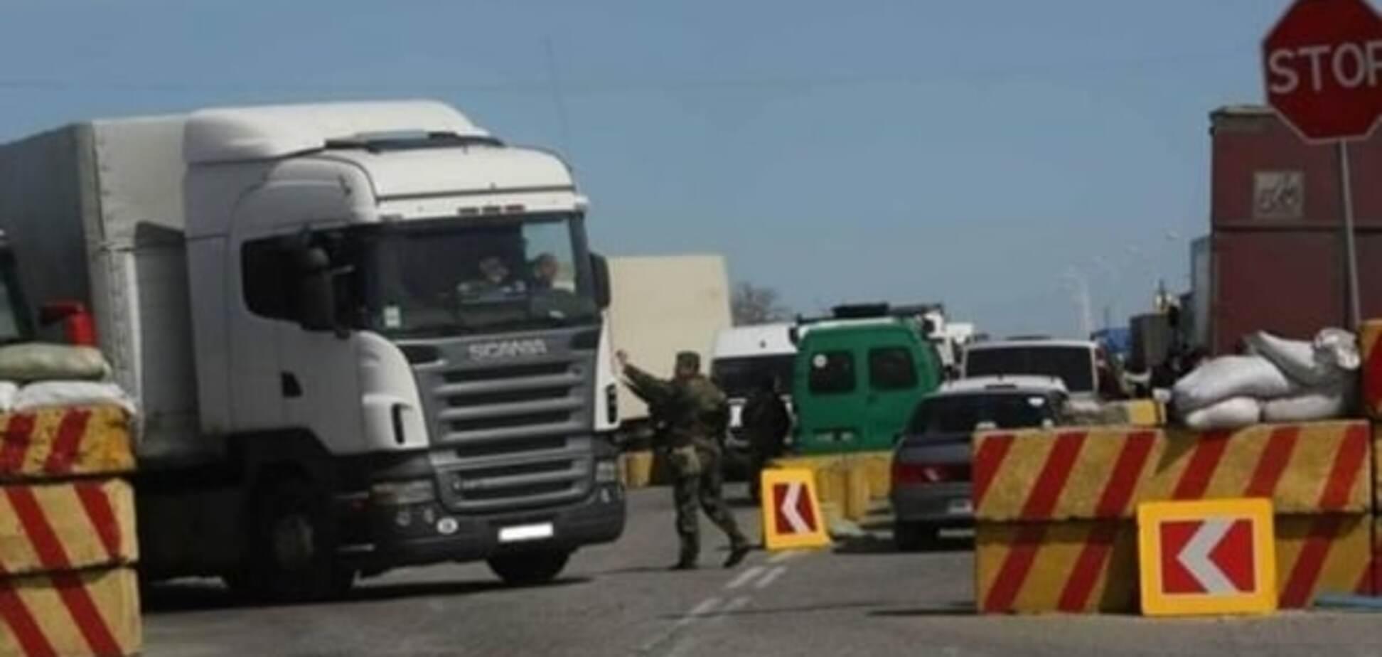 У Россільгоспнагляді підіграли блокаді окупованого Криму