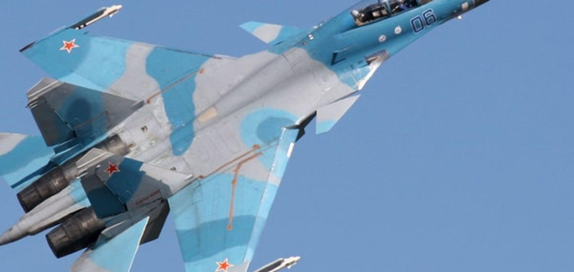 У границ Сирии турецкие самолеты преследовал неопознанный МиГ-29