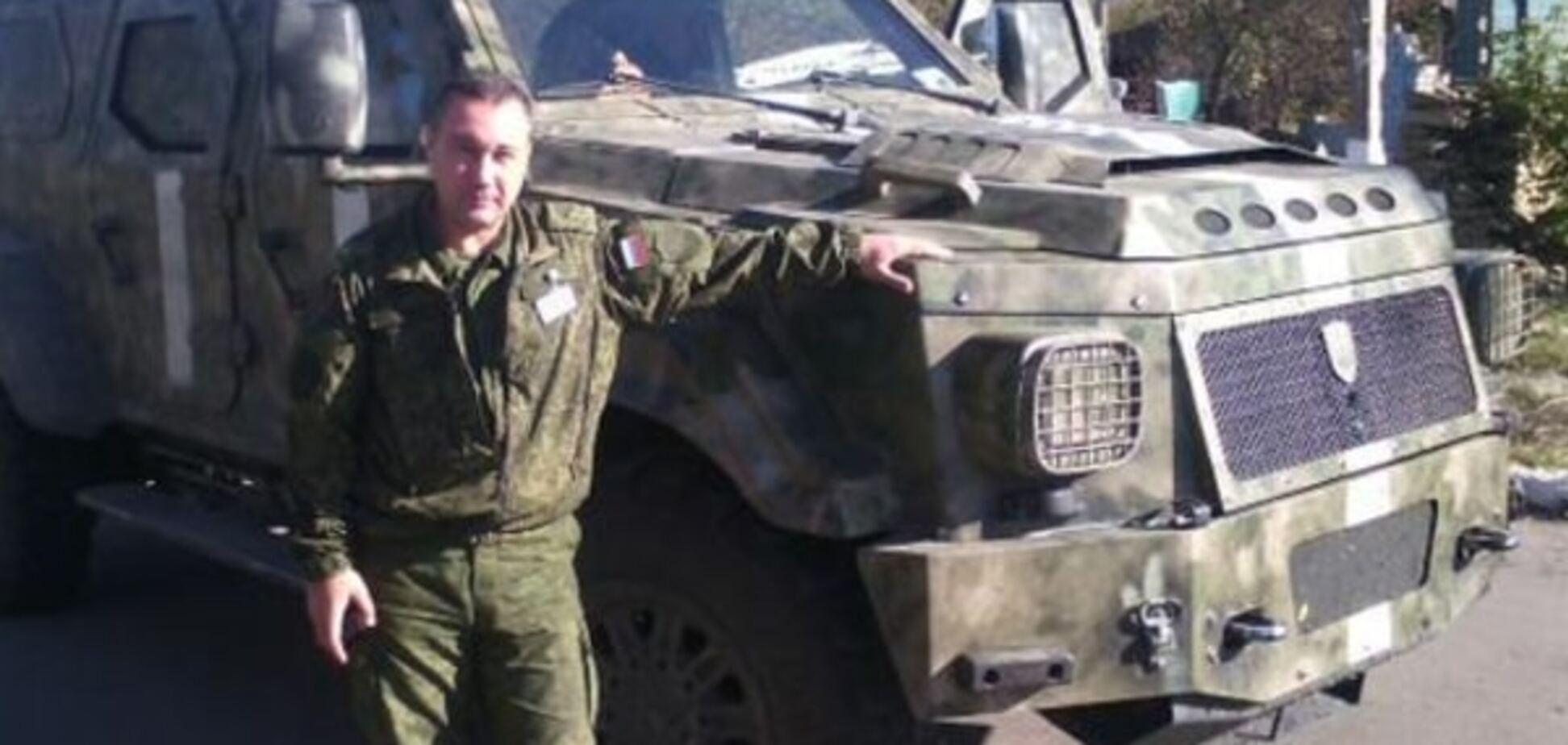 Улюбленого 'друга' Януковича-молодшого знайшли у терористів: фотофакт