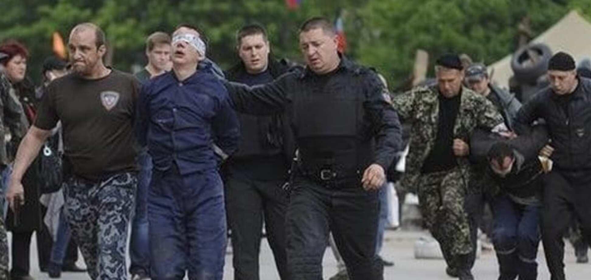 У СБУ назвали кількість українців, які залишилися в полоні у терористів