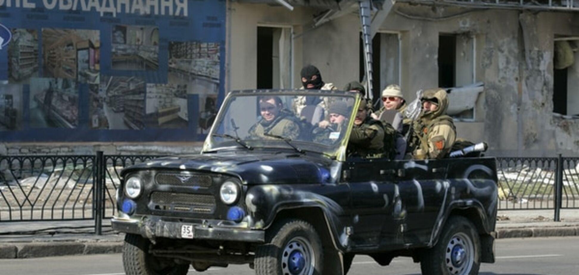 Терористи 'ЛНР' попросять грошей з російського бюджету