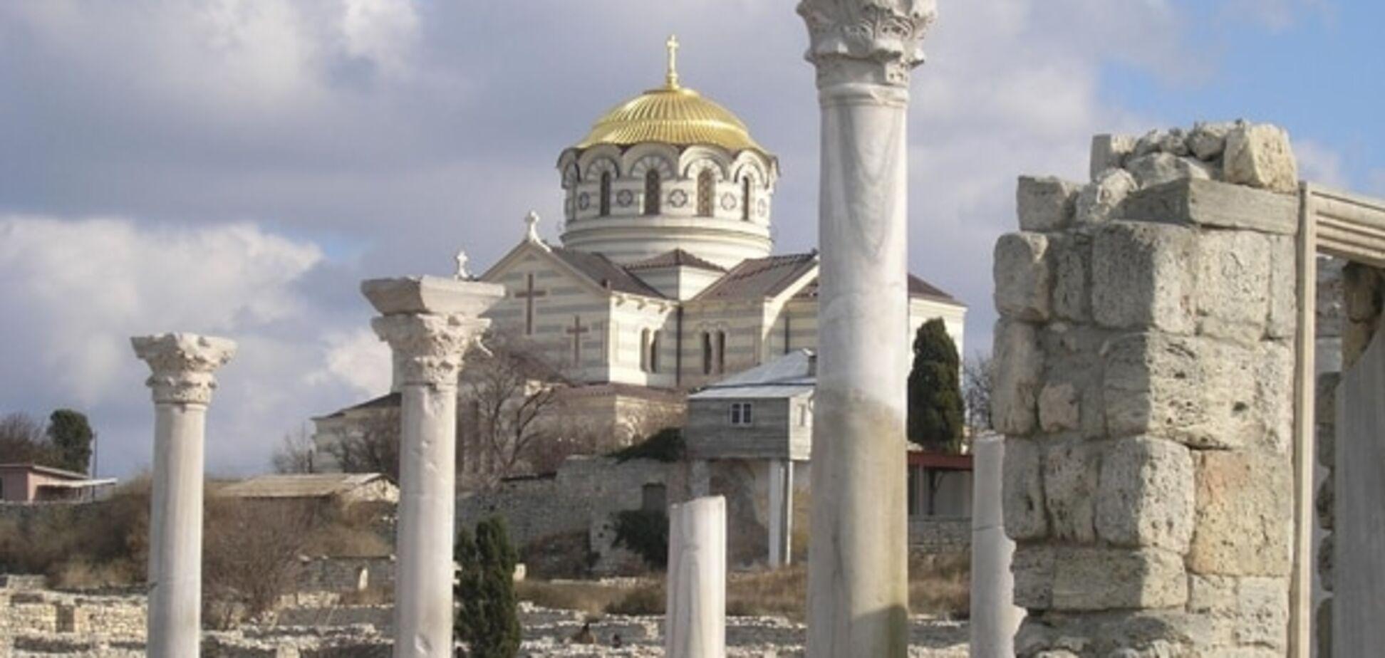 Росіяни зарахували український Херсонес до спадщини федерального значення