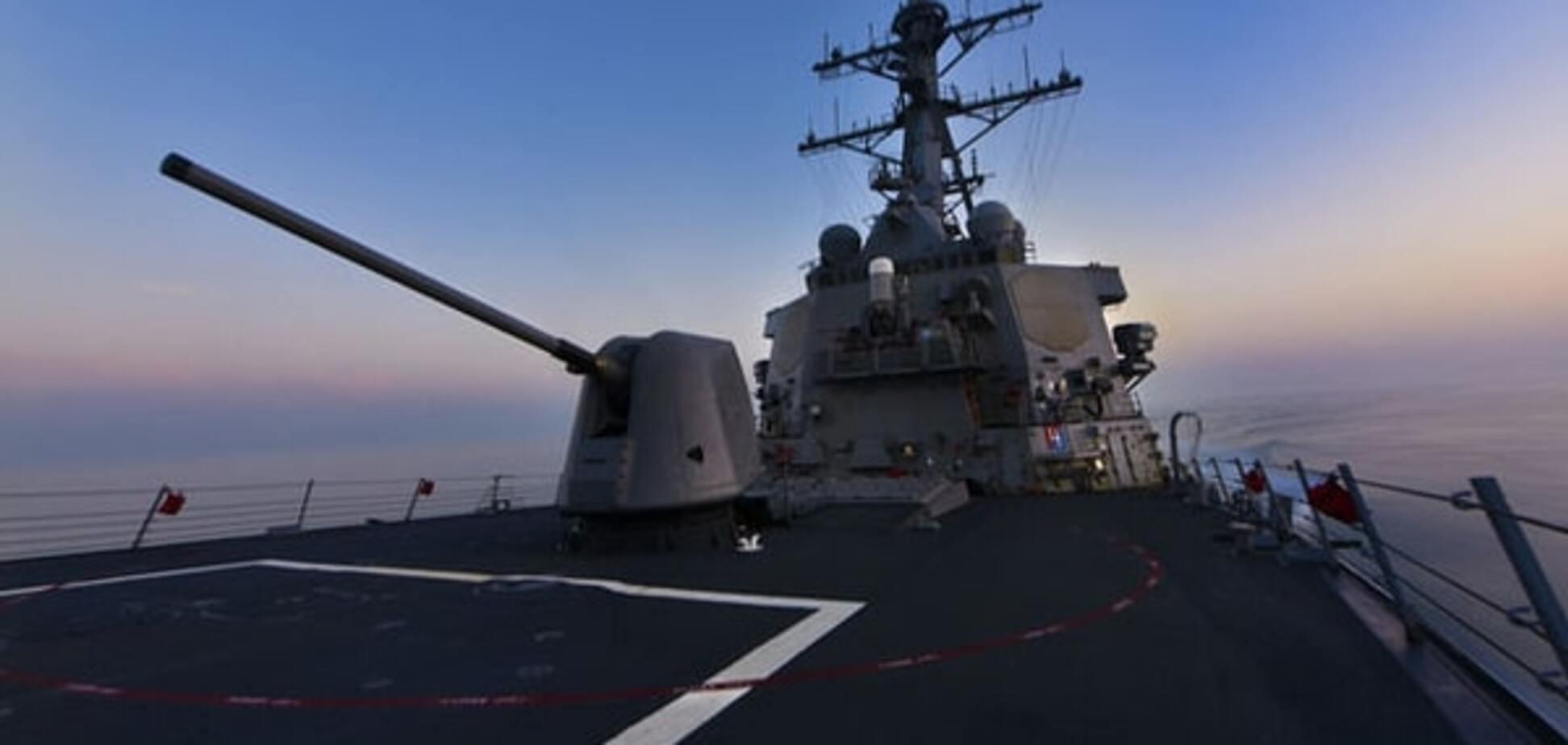 У Чорне море увійде американський есмінець Porter