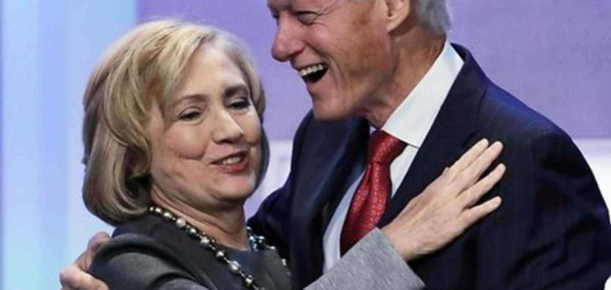 Радник зі США: Хілларі Клінтон била свого чоловіка до крові
