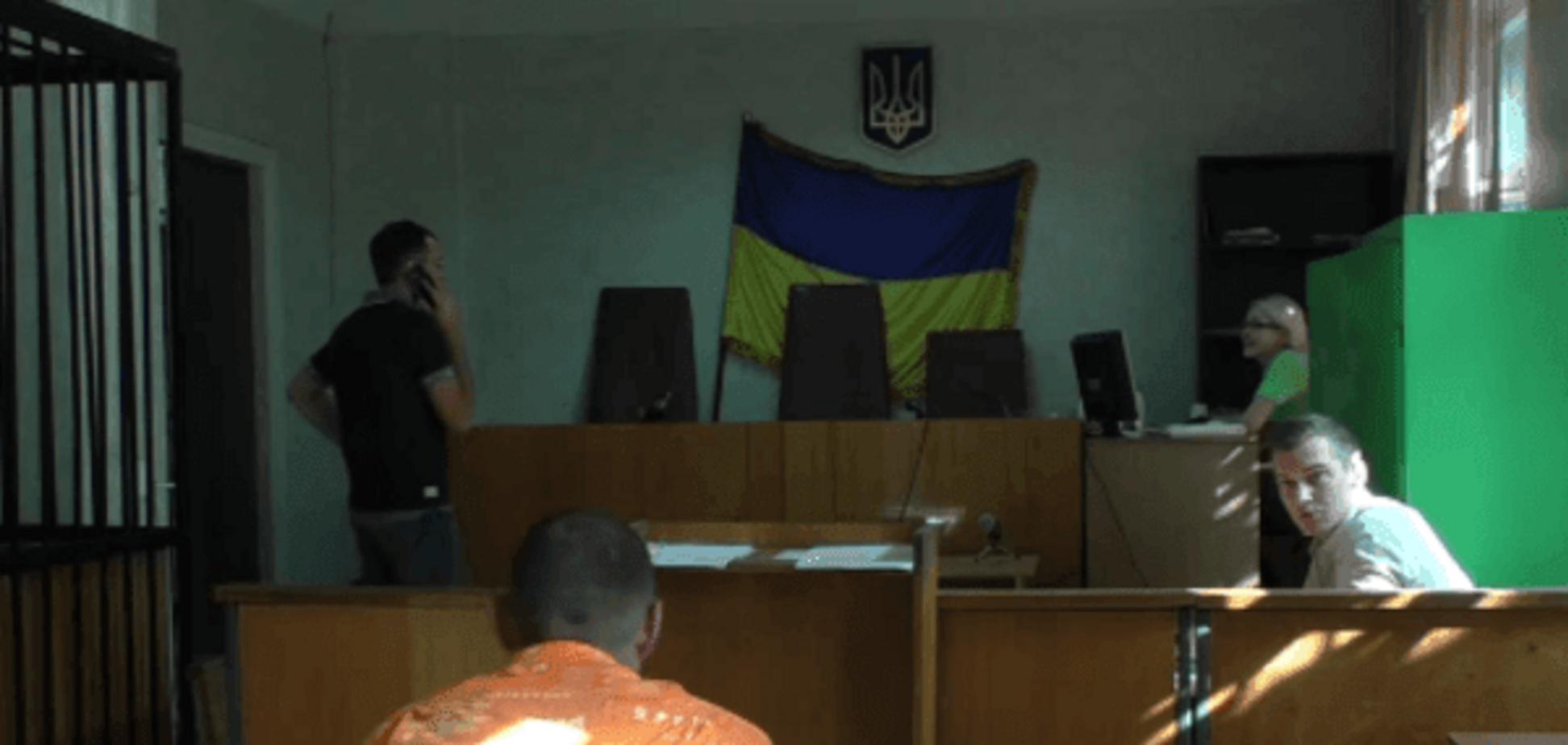 Прокурор-хам вибачився перед бійцем АТО за образи в суді