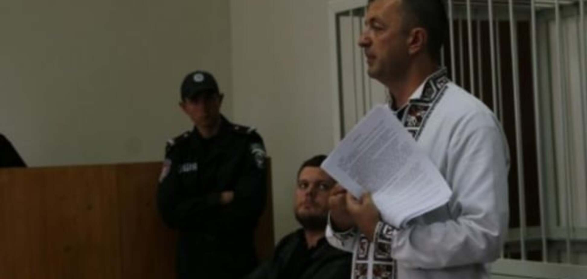 Бійня під Радою: суд відмовився відпустити свободівця з-під домашнього арешту