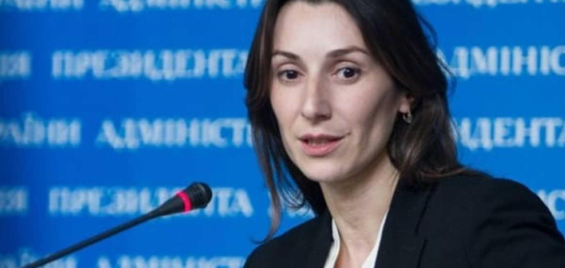 Згуладзе рассказала, когда в Украине появится новый спецназ