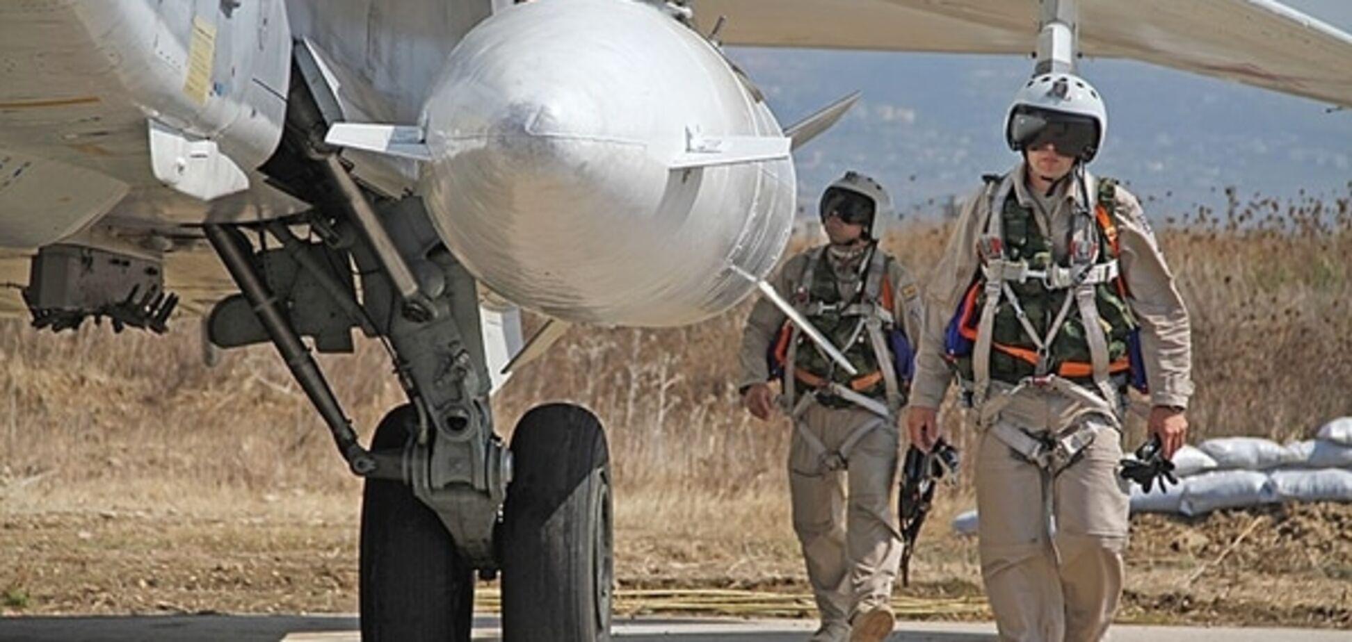 Українська розвідка розповіла про російську техніку на авіабазі в Сирії