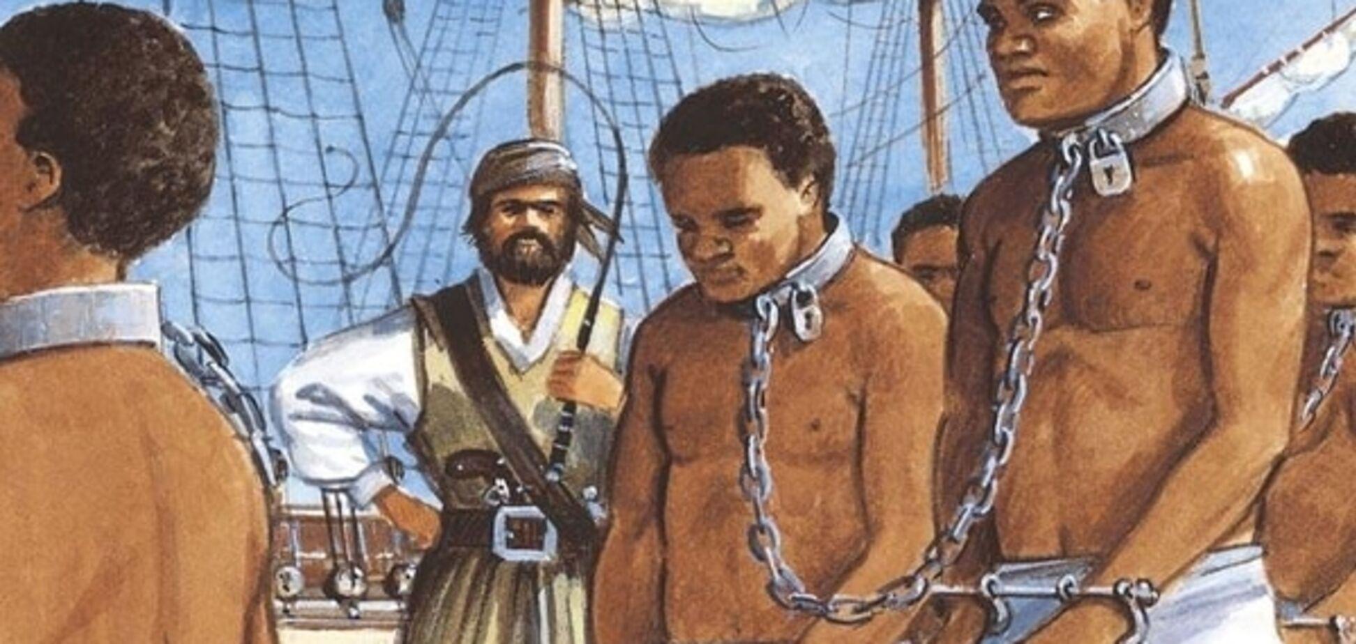 Інша історія: в американському підручнику 'рабів' замінили на 'робочих'