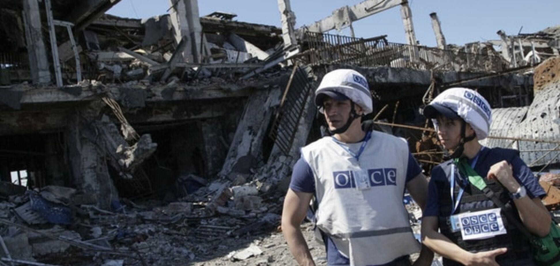 ОБСЄ відреагувала на перенос 'виборів' терористів і обмін полоненими