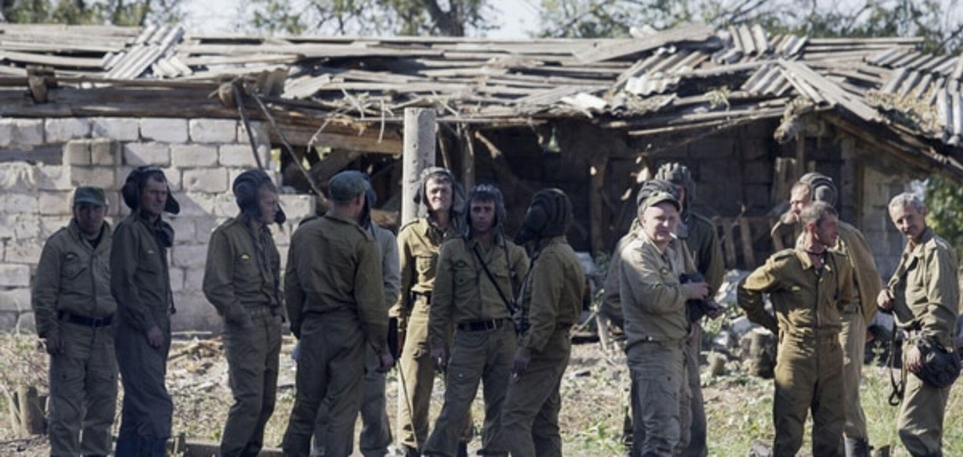 Терористи обурені через заборону стріляти по силам АТО на Донбасі