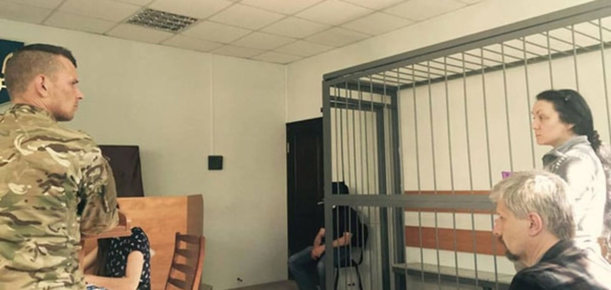 У Харкові розпочався суд над кровожерливою 'Терезою' з 'ДНР'