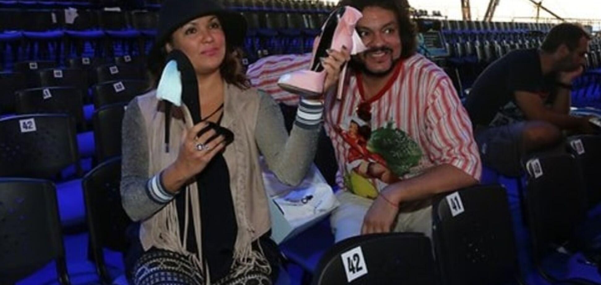 Киркоров подарил Анне Нетребко 12 пар роскошной обуви