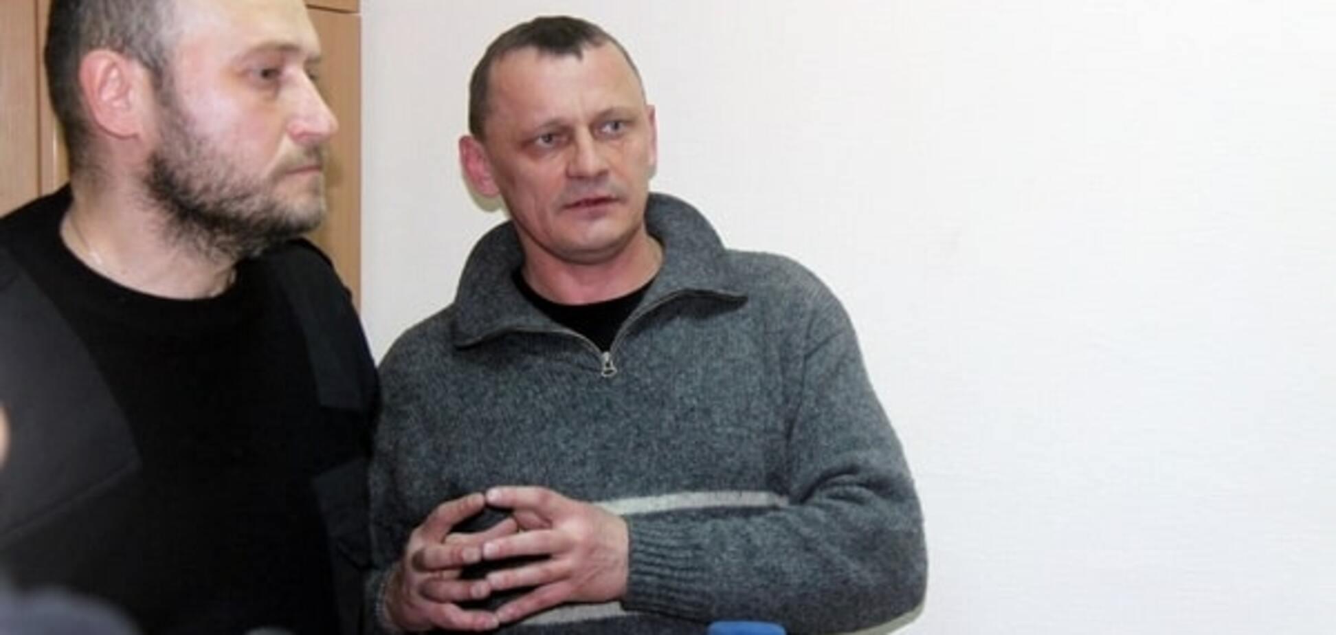 Дружина Миколи Карпюка: МВС не допомагає нам збирати докази для чеченського суду