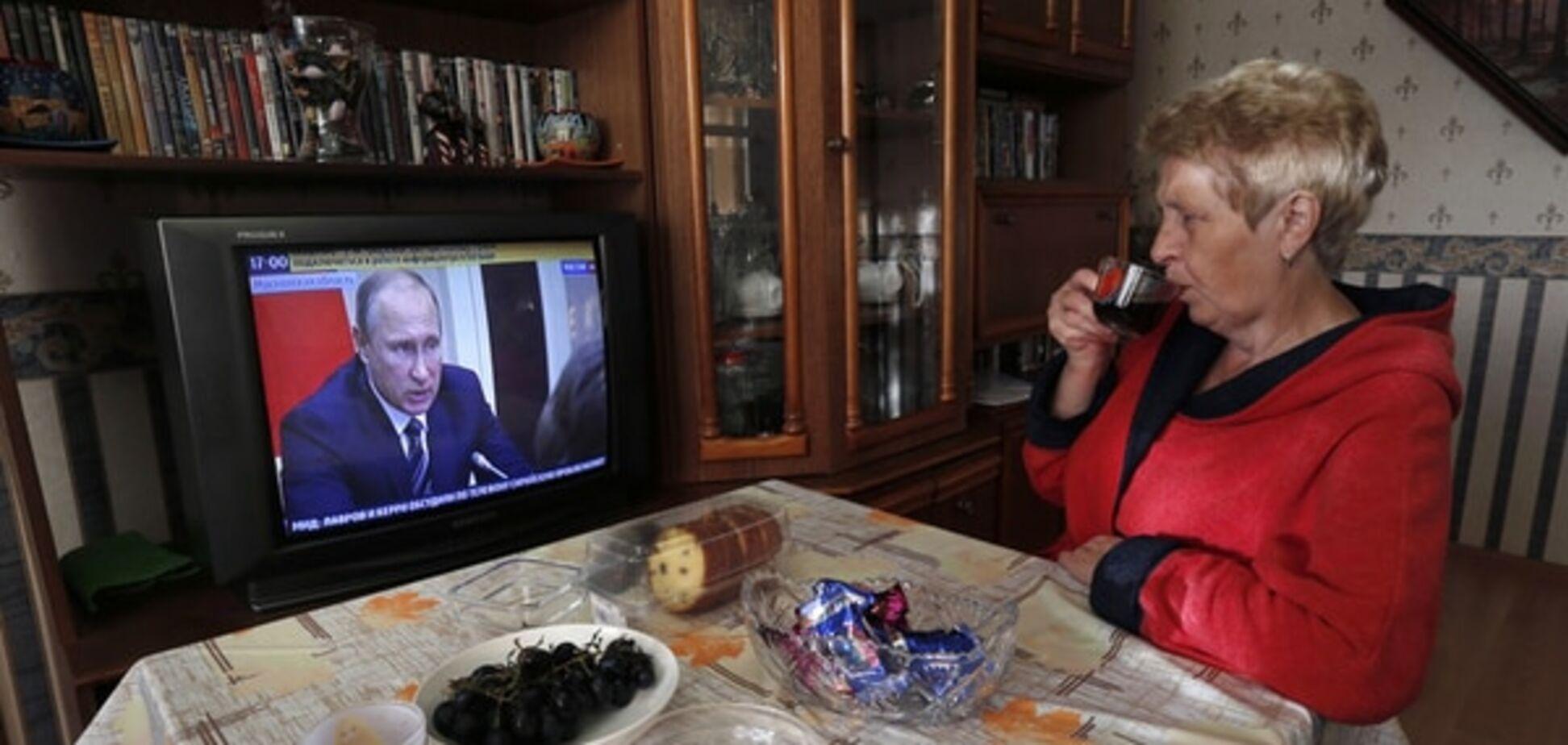 Пропаганда в Росії вже не говорить про 'фашистську' Україну - журналіст
