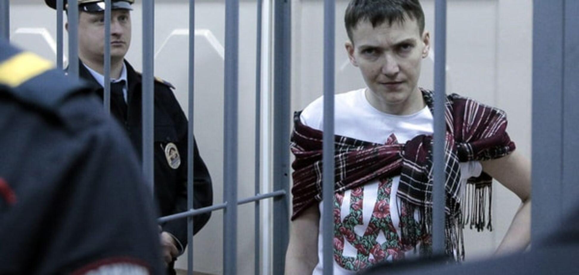 На суді над Савченко 'ЛНРівець' розповів про рабську працю полонених