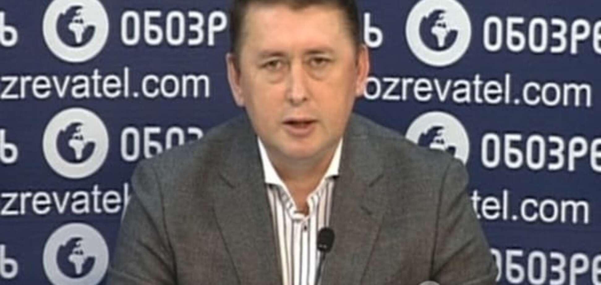 Мельниченко объяснил причину обысков в его доме: опубликован документ