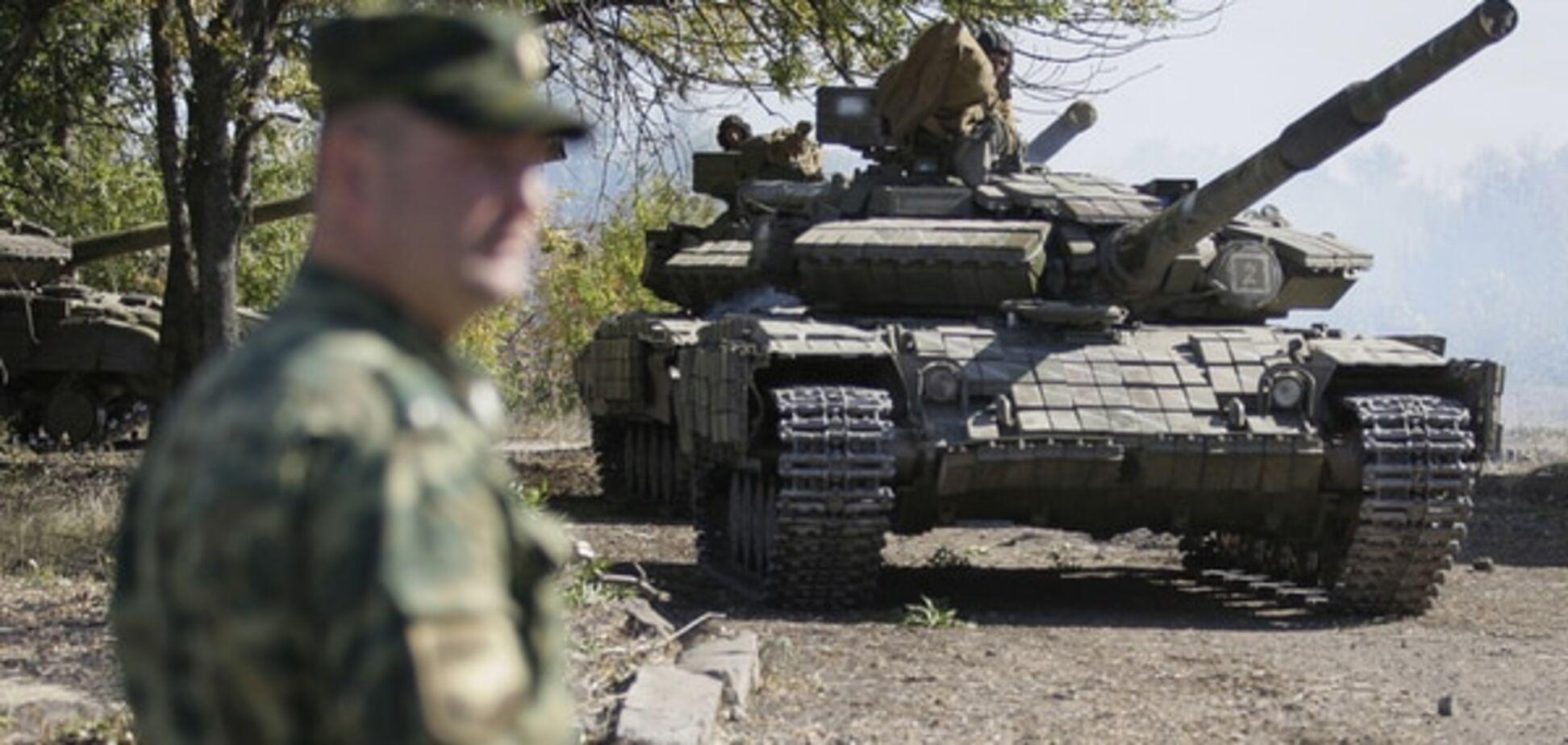 Терористи порушили перемир'я на Донбасі