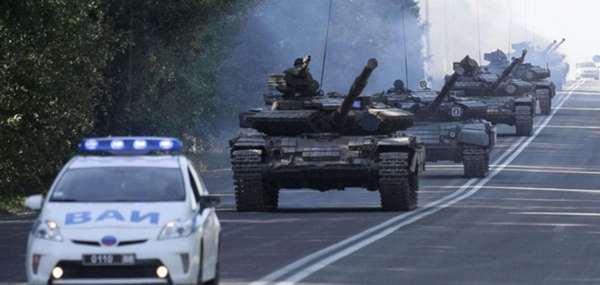 Терористи почали роззброювати один одного і 'заспівали' про злив 'ДНР' і 'ЛНР' Кремлем
