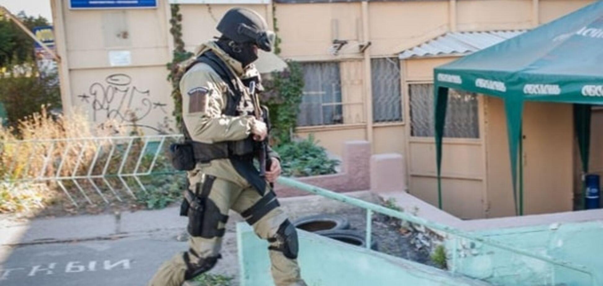 У Києві затримали помічника скандального нардепа з 'Айдара': фото з місця подій