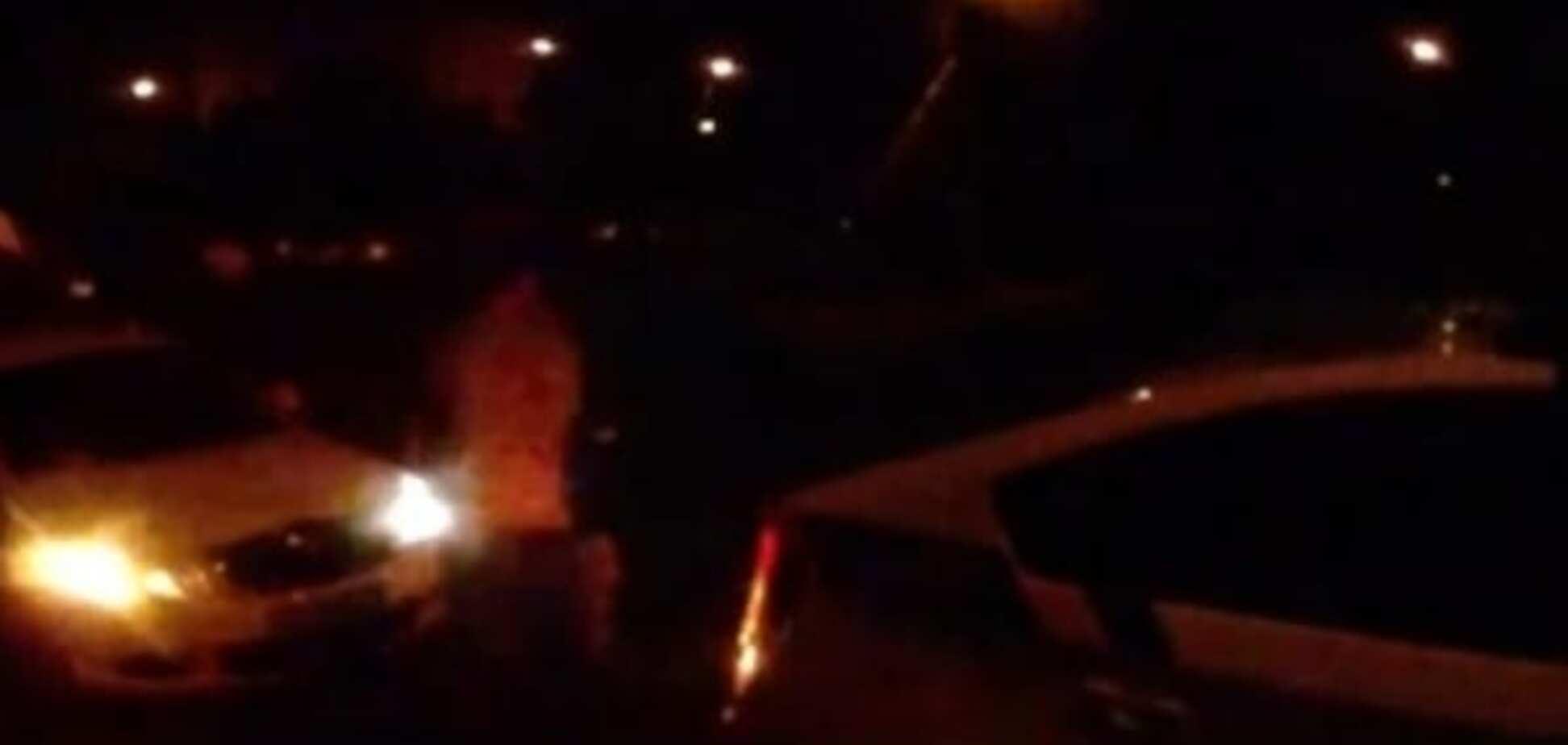 Київських міліціонерів звільнили після п'яної витівки на службовому авто