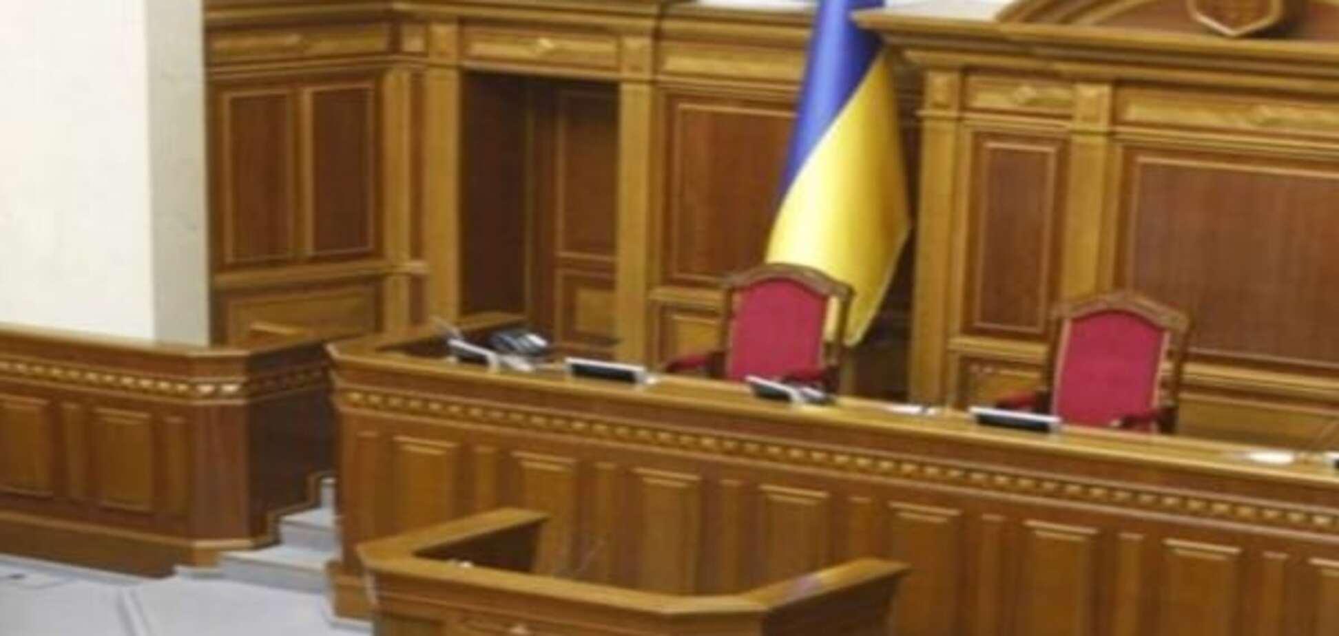 Рада не запрацює ефективно, поки нардепи не почнуть ходити на засідання - Палатний