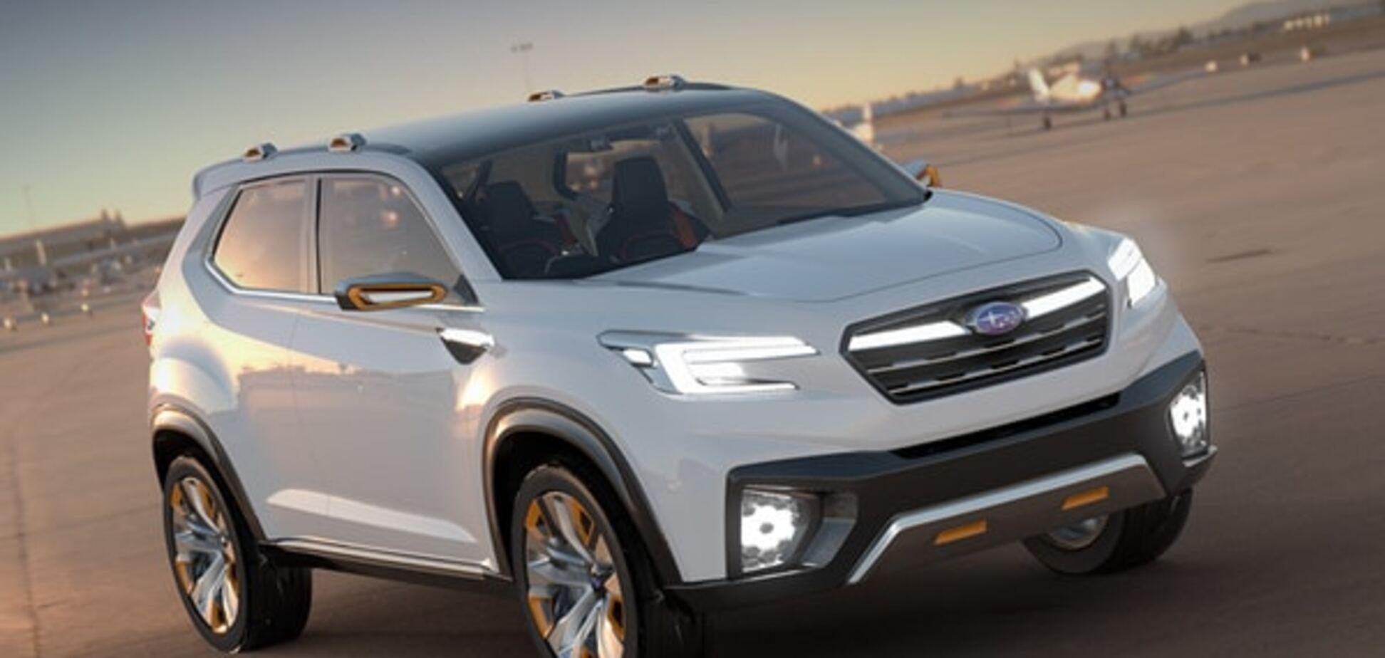 Новый Subaru будет ездить без водителя