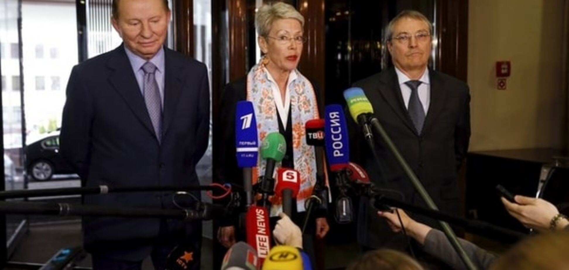 Україна ініціювала екстрену зустріч контактної групи