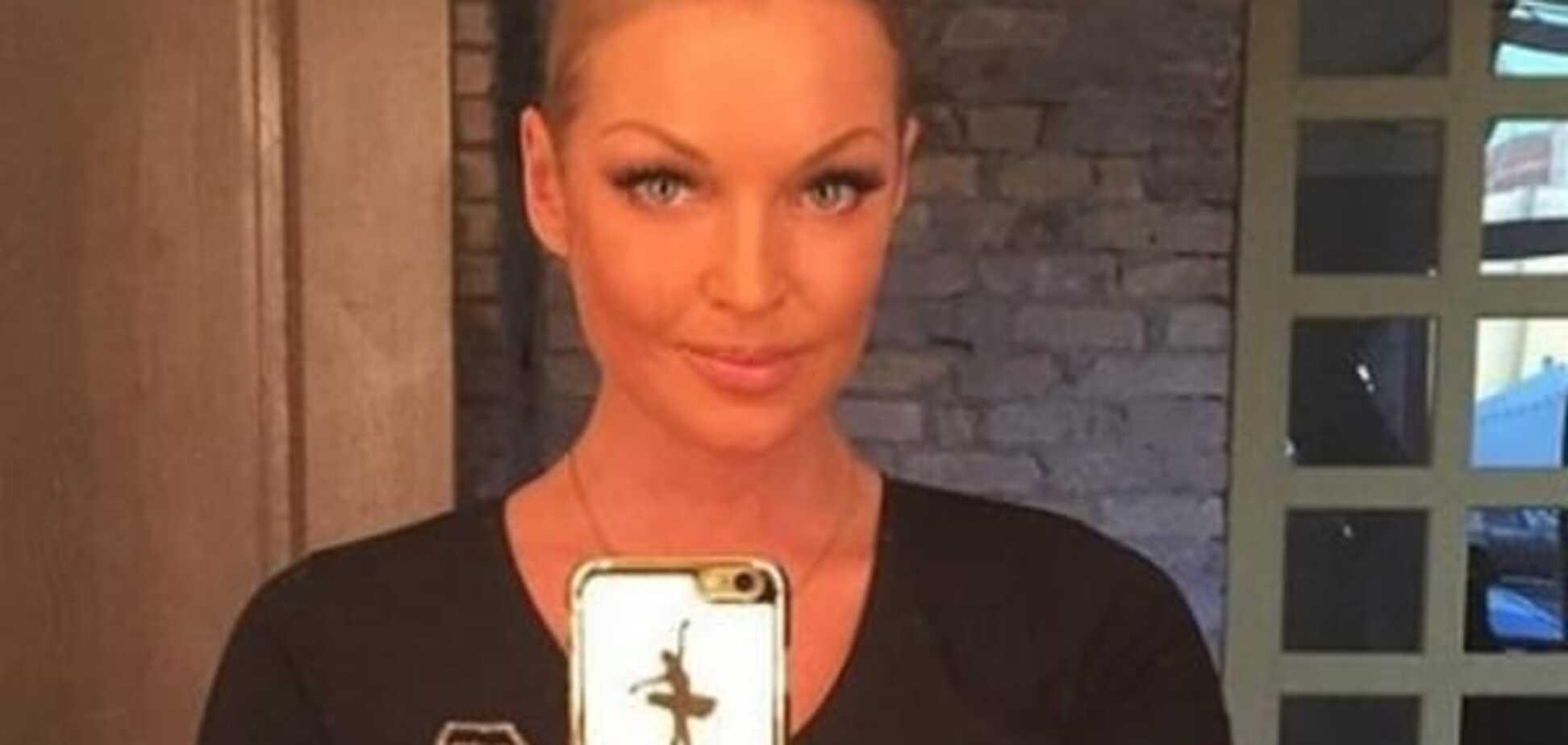 Волочкова прокомментировала секс-скандал с чужим мужем