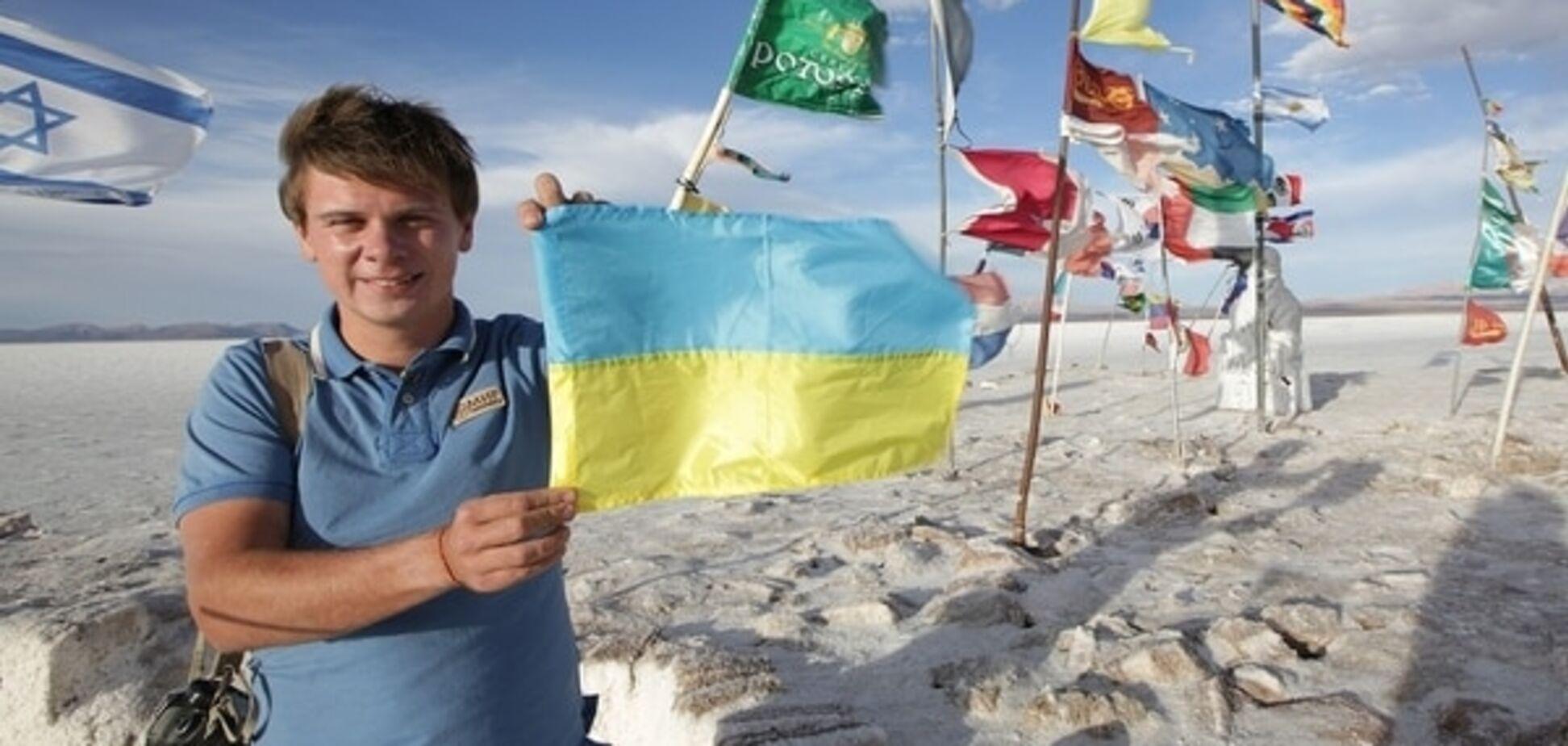 Украинцам грех на что-то жаловаться – путешественник Дмитрий Комаров