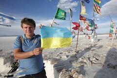 Українцям гріх на щось скаржитися - мандрівник Дмитро Комаров