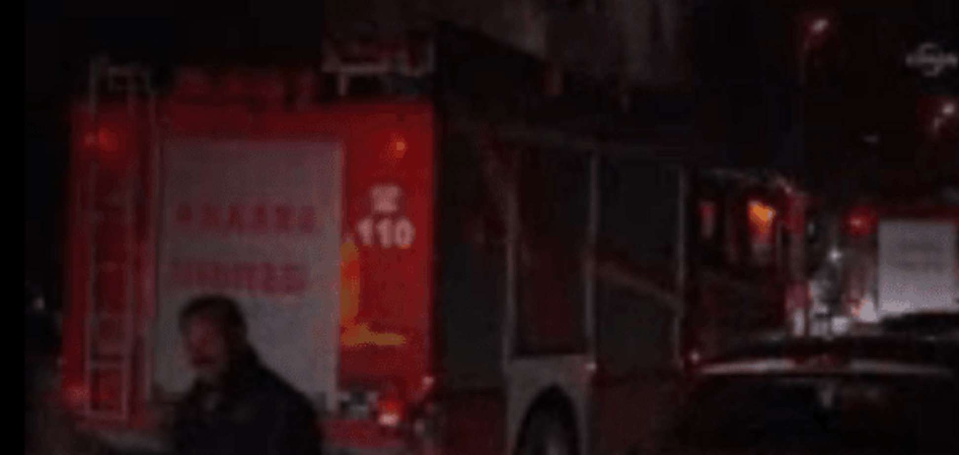 У Туреччині загорілося посольство України: відеофакт
