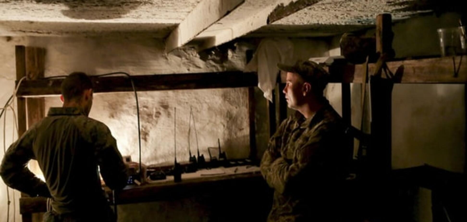 Штаб АТО: бійці на Донбасі знаходяться на позиціях в бойовій готовності