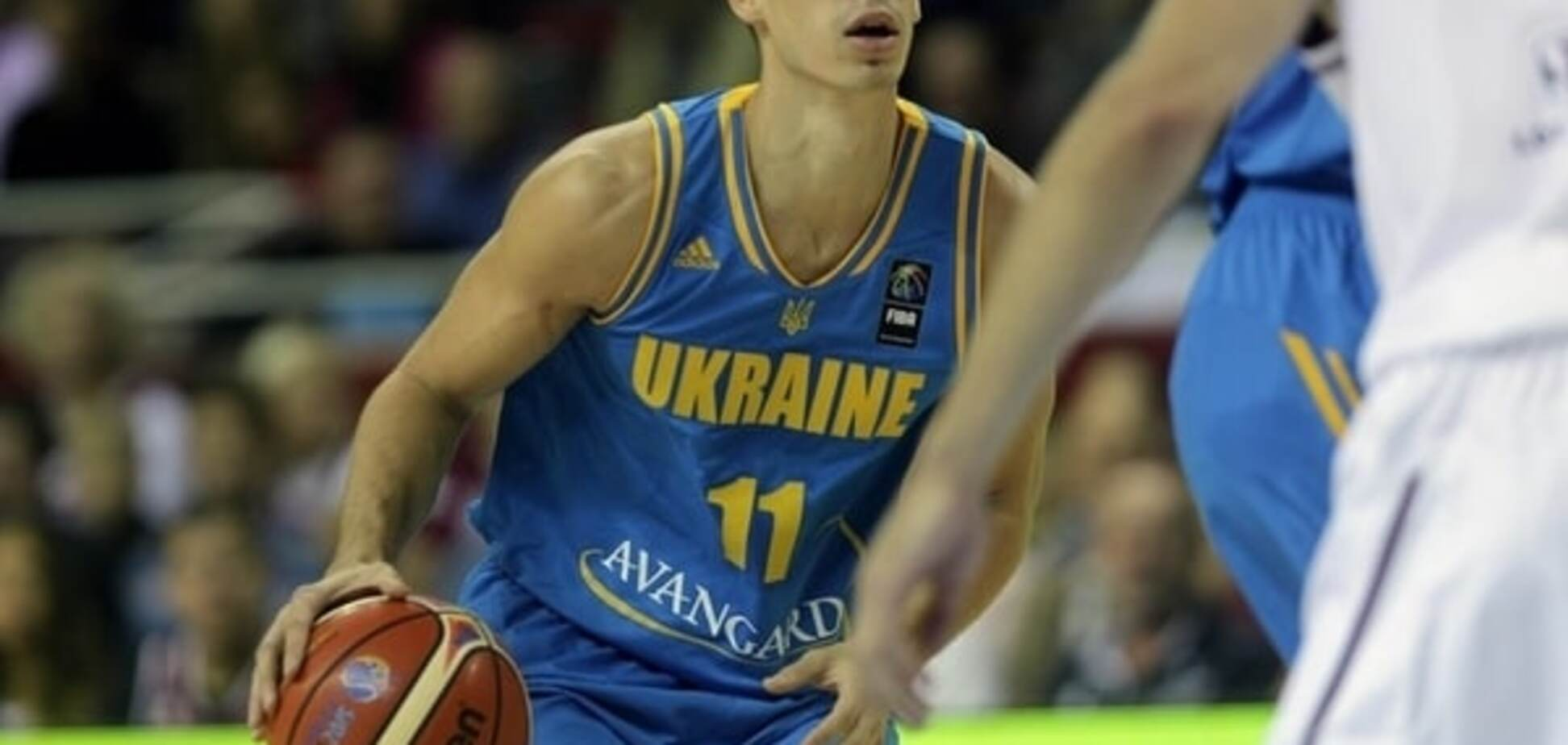 Украина поднялась в рейтинге ФИБА