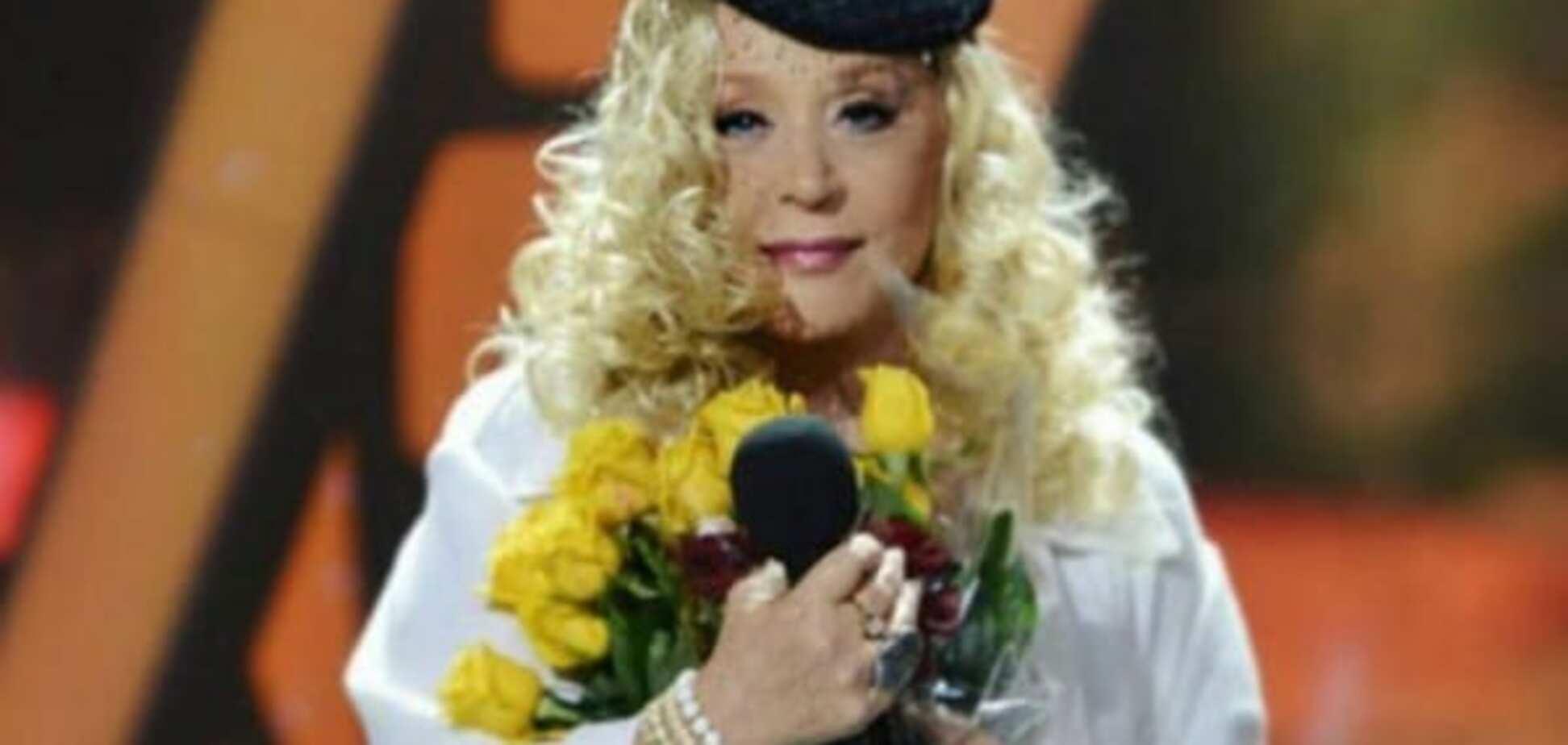 Топ скандалов 'Новой волны 2015': песня Пугачевой и украинский поцелуй для Михалкова
