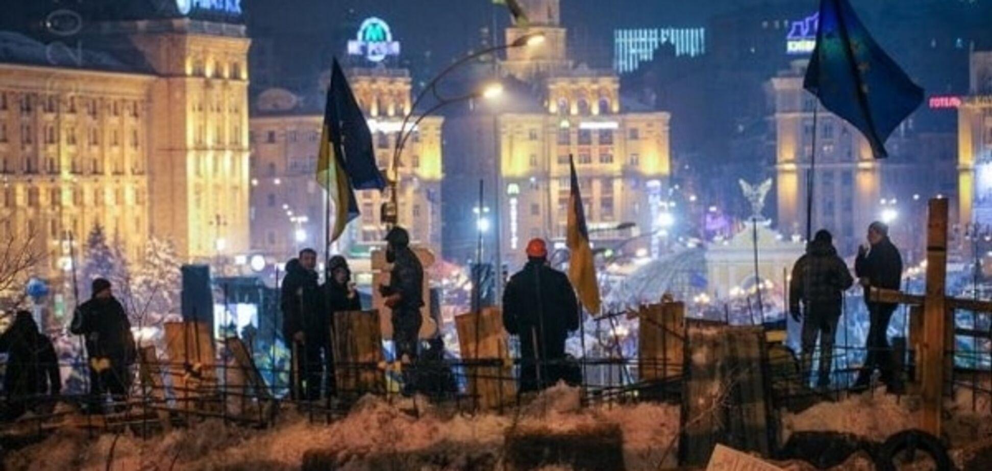У ГПУ нарешті розповіли про розгін Євромайдану в лютому 2014 року