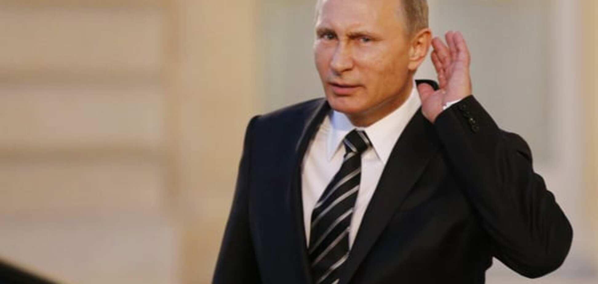 Вова-чума: складено топ-10 пісень, присвячених Путіну