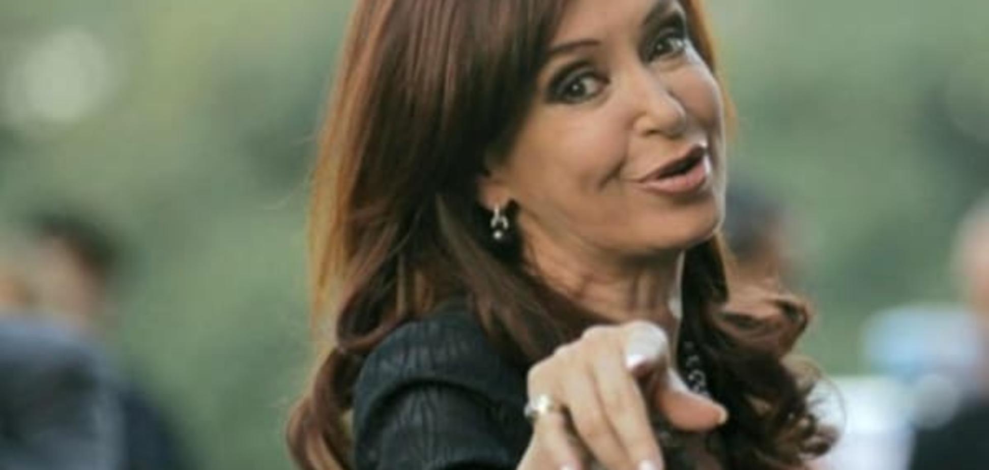 62-летняя президент Аргентины 'взорвала' интернет зажигательным танцем